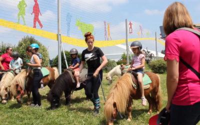 Samedi 10 Juillet – Balade à poney