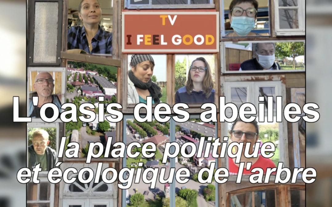 TV I Feel Good #7 «L'Oasis des abeilles : La place politique et écologique de l'arbre»
